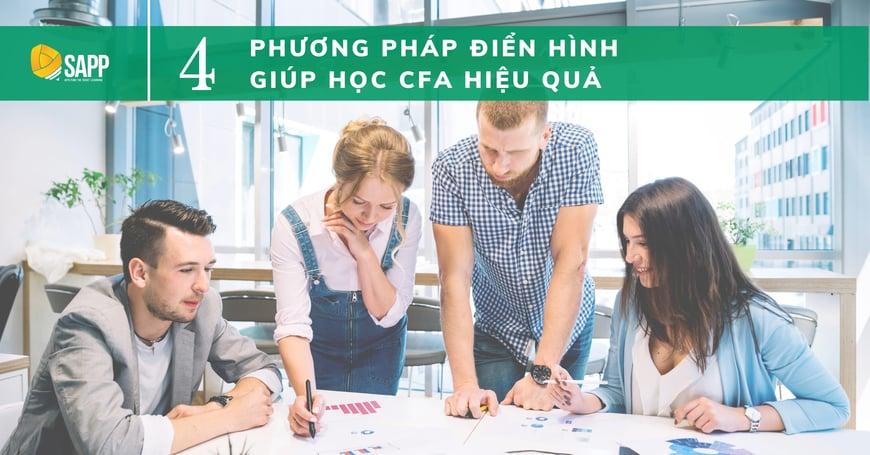 4 Phương Pháp Điển Hình Giúp Học CFA Hiệu Quả