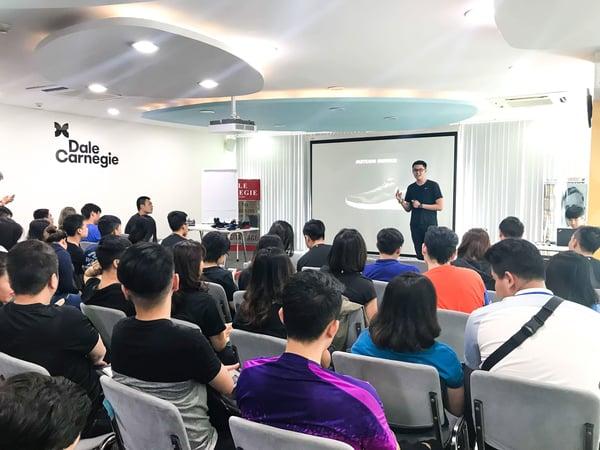 Nam Phát - học viên SAPP Academy trúng tuyển BIG4