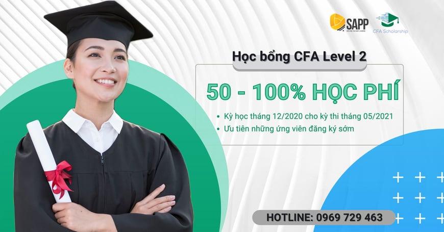 Học CFA Level 2 Không Mất Học Phí, Tại Sao Không?
