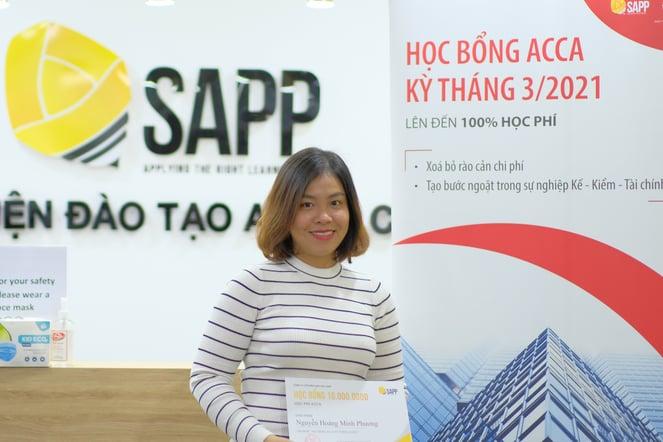 Học bổng ACCA - SAPP Academy