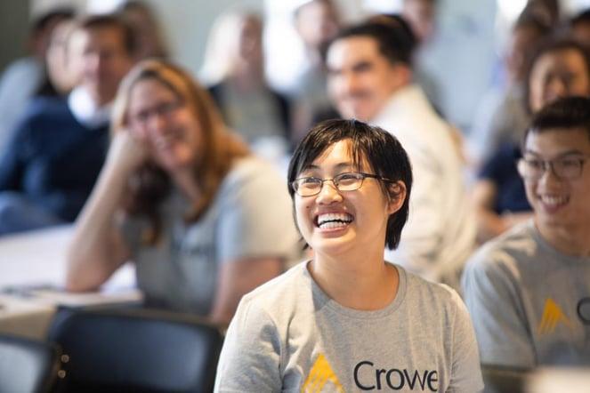 Cơ hội làm việc tại Crowe