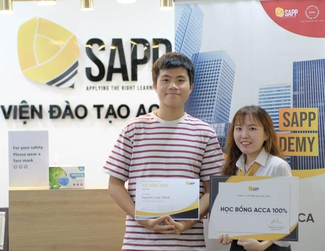 Học bổng ACCA Futurist - SAPP Academy
