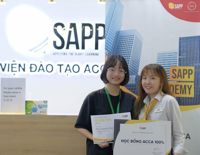 Học bổng ACCA Futurist 2020 - SAPP Academy