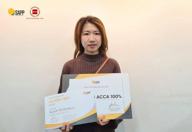 học bổng ACCA Futurist 2020 - SAPP Acade,y
