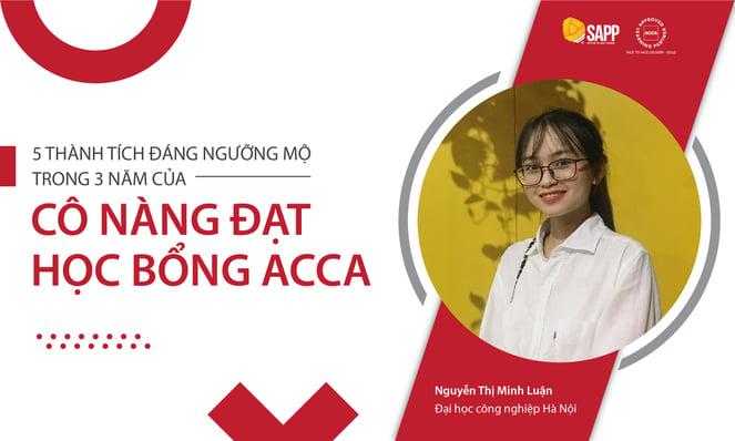 học bổng ACCA 100%