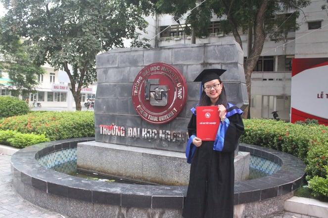 Ngọc Liêm - học viên SAPP Academy xuất sắc trúng tuyển Deloitte - BIG4