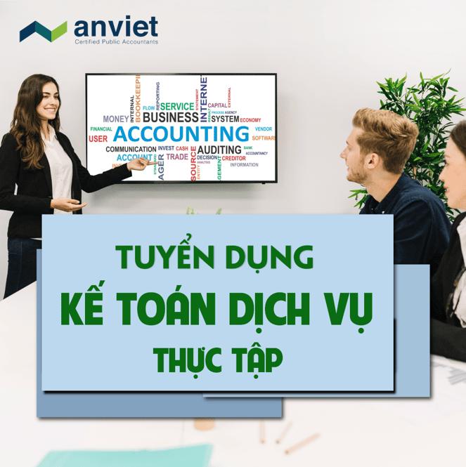 Công ty Kiểm toán An Việt tuyển dụng