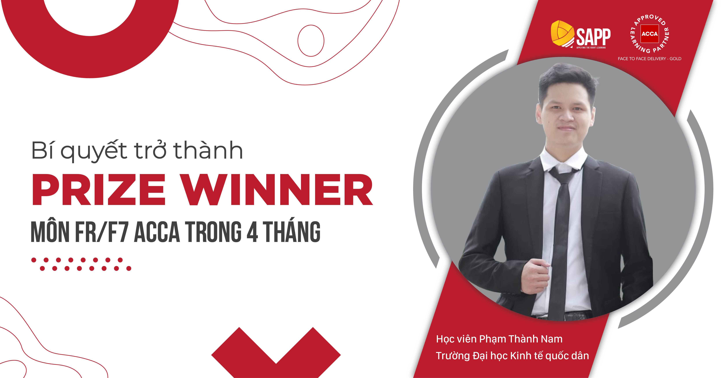 Blog phỏng vấn học viên Prize Winner