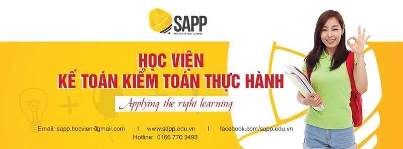 SAPP - Học viện kế toán kiểm toán thực hành hàng đầu Việt Nam