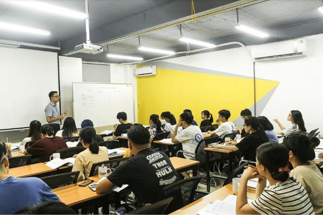 Lớp học ACCA tại SAPP Academy