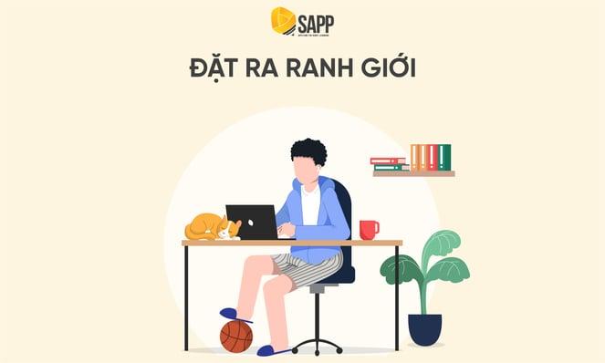 Blog - Đặt ra ranh giới - SAPP