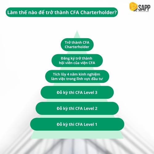 Làm thế nào để trở thành CFA Charterholder - SAPP Academy
