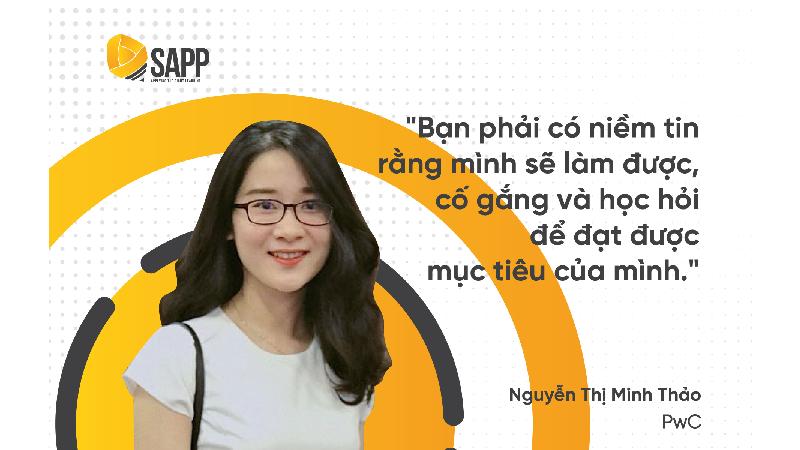 Chuẩn bị tuyển dụng nhờ kinh nghiệm của bạn Nguyễn Thị Minh Thảo - Thực tập sinh PwC kỳ Internship 2020