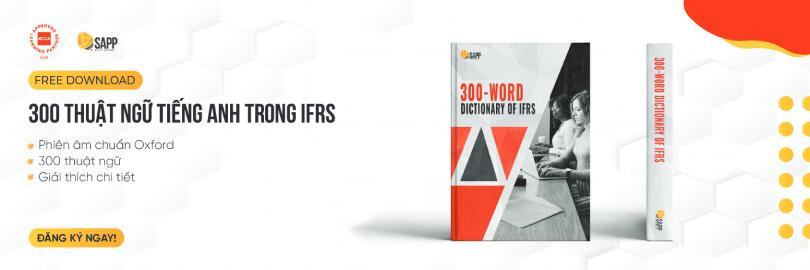 Từ điển IFRS SAPP.edu.vn