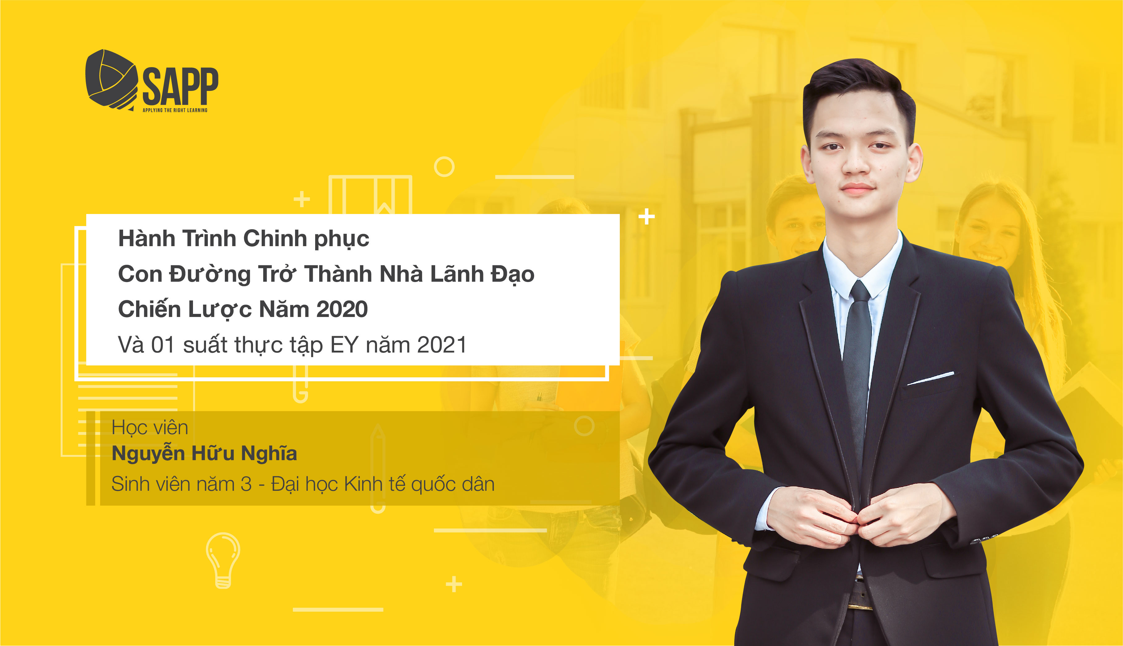 Nguyễn Hữu Nghĩa - Top 20 Pathway to Strategic Business Leader 2020