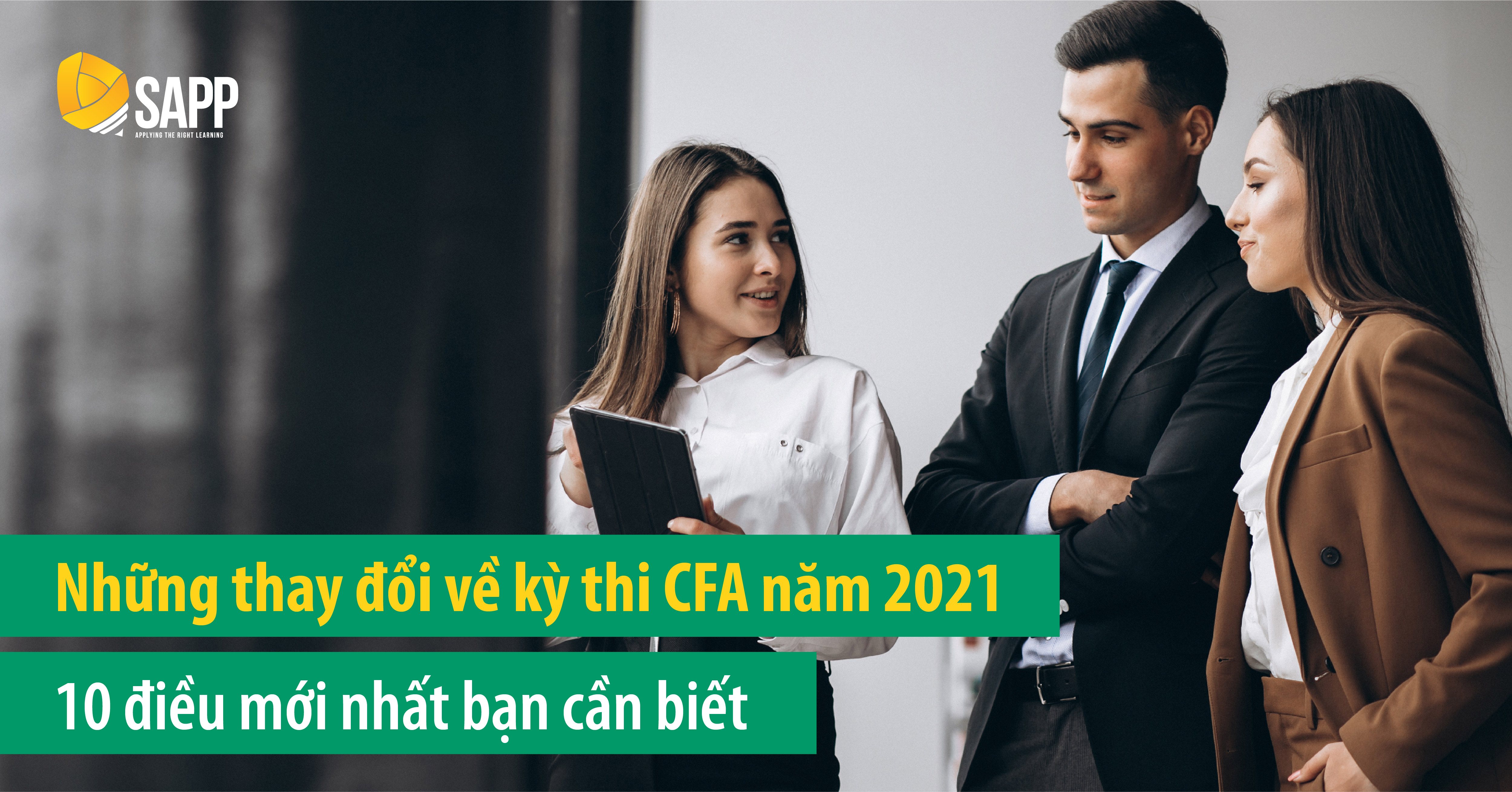 Những thay đổi về kỳ thi CFA năm 2021: 10 điều mới nhất bạn cần biết