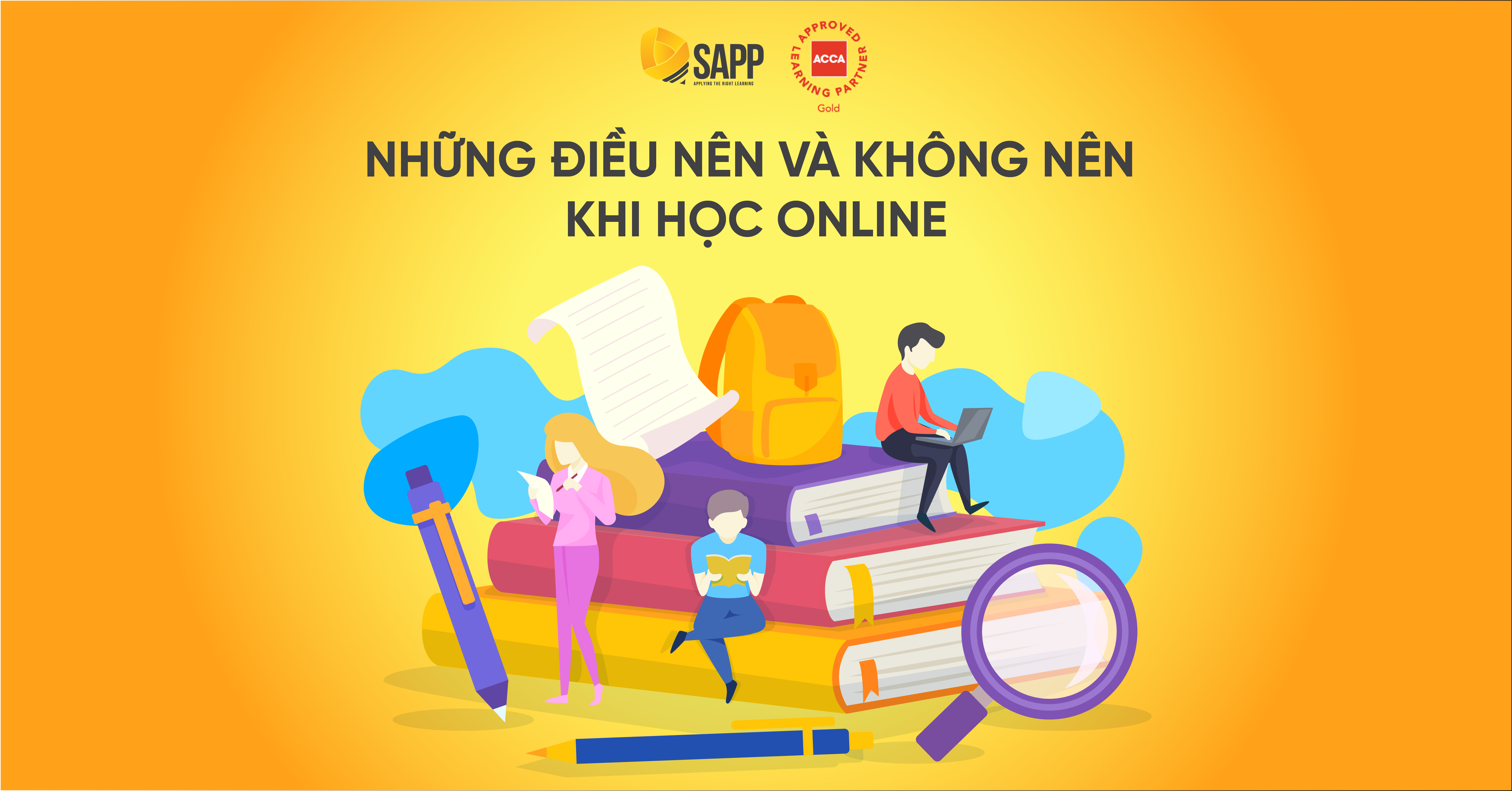 Những điều nên và không nên khi học Online