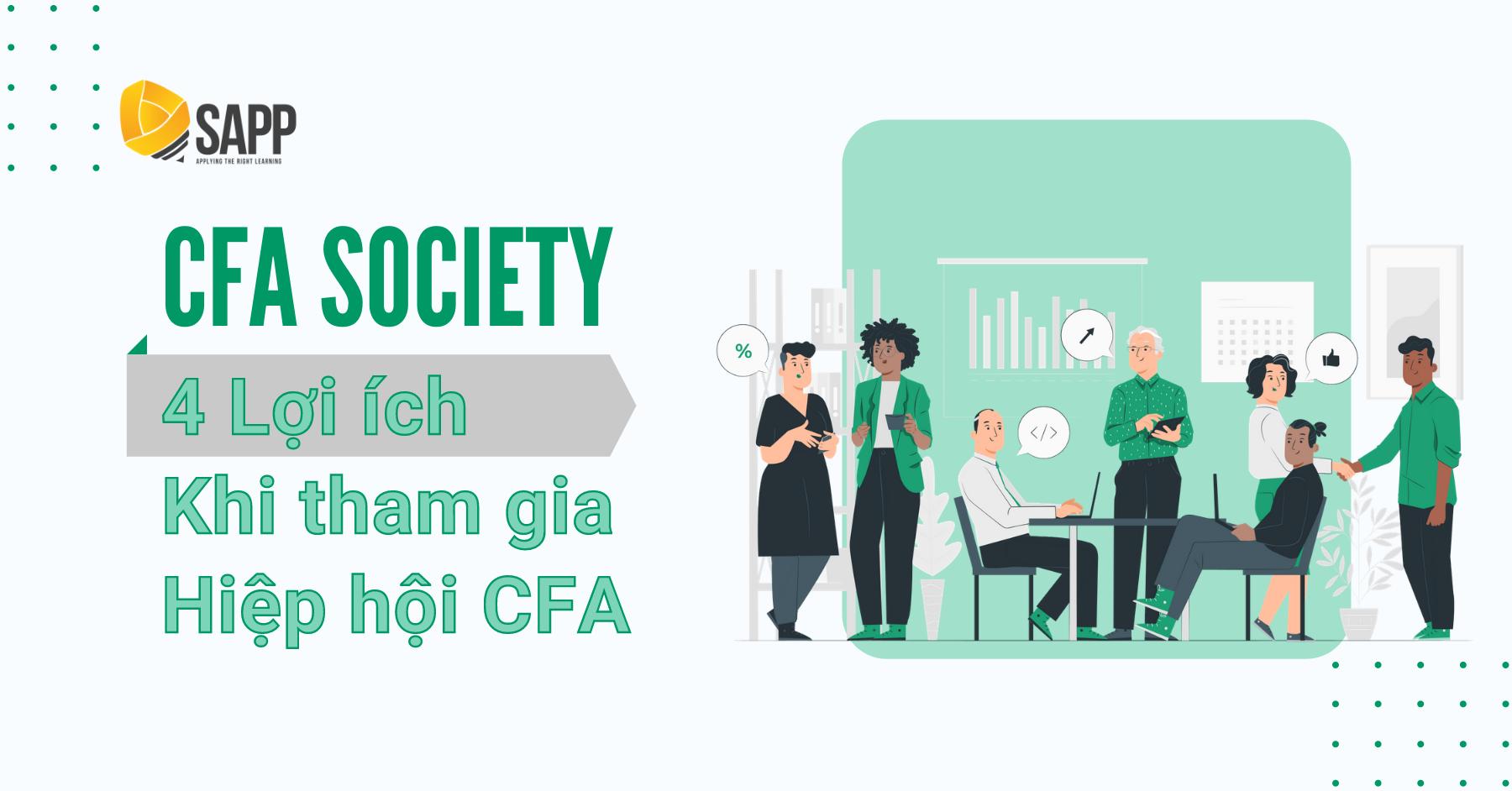 Hiệp hội CFA là gì? 4 lợi ích khi tham gia hiệp hội CFA