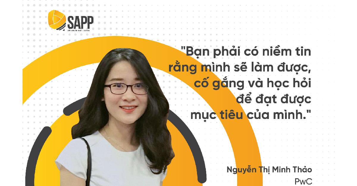 Chuẩn Bị Tuyển Dụng BIG4 Bằng Chia Sẻ Từ Nguyễn Thị Minh Thảo Thi Đỗ 2/4 BIG4