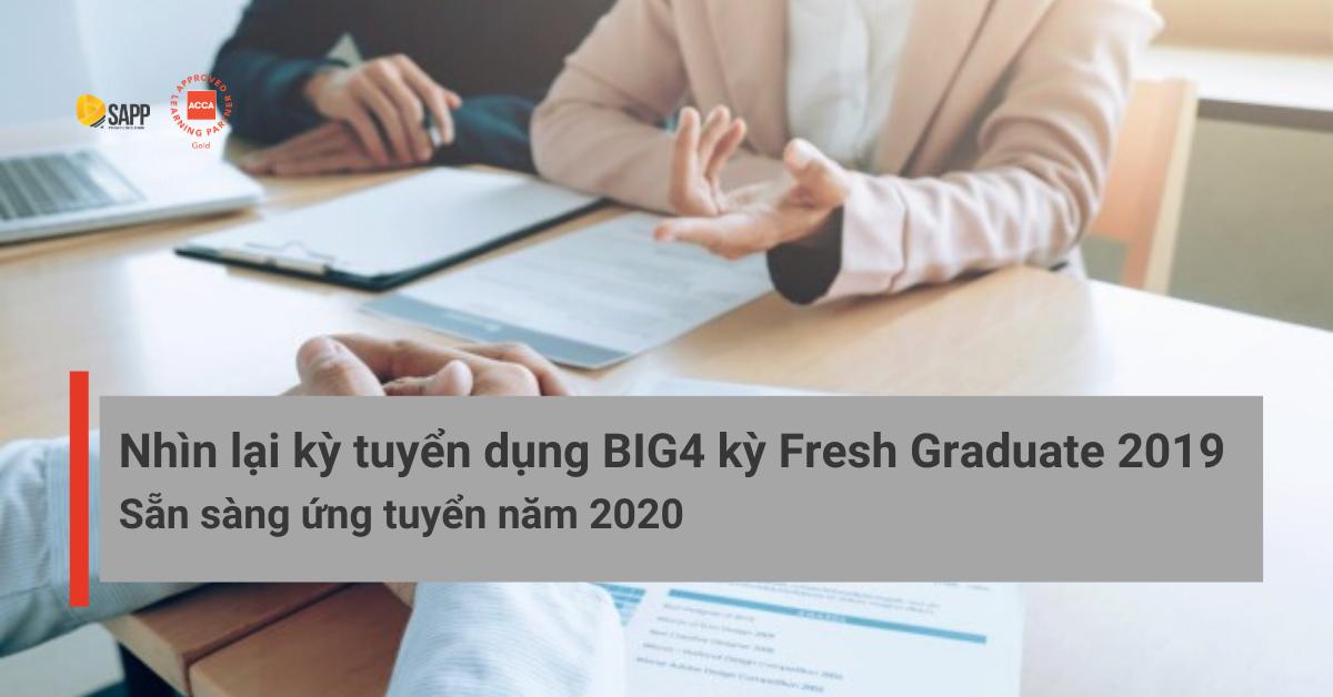 kỳ tuyển dụng BIG Fresh Graduate SAPP.edu.vn